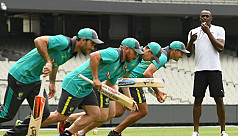 Bolt enlisted to make Aussie cricketers...