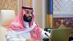 Saudi crown prince says corruption purge...