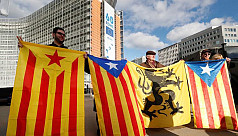 Catalonia leader urges unity as deadline...