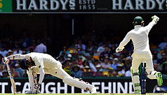 Australia on brink of victory after...