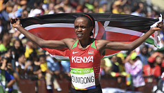 Kenya's Sumgong banned for four years for doping
