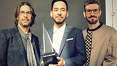 Linkin Park kicked out from AMA after receiving award