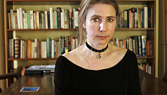Lionel Shriver in town