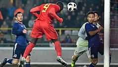Lukaku breaks Belgium scoring...