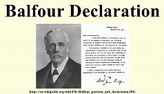 Balfour declaration at 100: Seeds of...