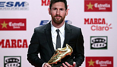 Messi accepts need to rest after being...