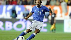 Italy legend Pirlo announces...