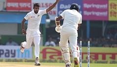 Sri Lanka paceman Shanaka fined for...