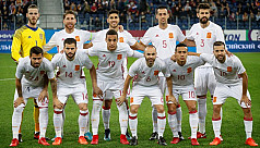 Spain climb two places, Germany still...