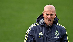 Zidane relaxed as Real Madrid get ready...