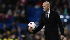 Zidane hails gritty Real win