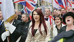 Who are Britain First, whose leader's...