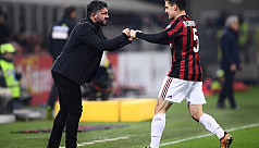 Milan's Bonaventura double gives Gattuso...