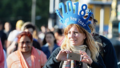 In pictures: New year celebration across...