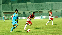 Abahani keep winning, Ctg Abahani...