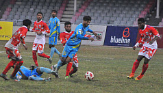 Close wins for Abahani, Farashganj