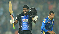 Gayle, the ultimate entertainer of T20...