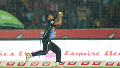 Plays: Shakib drops Gayle's catch while...