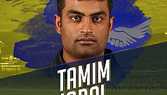 Tamim departs for T10 League after BCB...