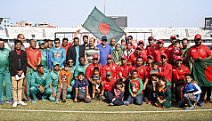 Victory Day Exhibition T20: Shaheed Jewel XI beat Shaheed Mushtaque XI