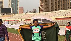 Hurdler Sumita maintains domestic...