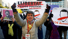 Judge refuses to free four Catalan leaders...