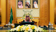 Saudi king: Palestinians have right...
