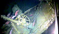 WWI mystery solved as wreck of Australian...