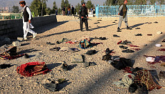 15 dead in suicide attack on Afghan...