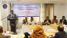 'Keeping records of maternal deaths...