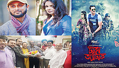How filmy was Dhallywood in 2017?