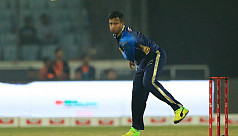 Dhaka on verge of playoffs after thrashing...