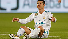 Ronaldo fitness worry ahead of...