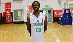 From USA to Iraq, basketball star Mayfield...