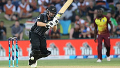Munro blasts record century as New Zealand...