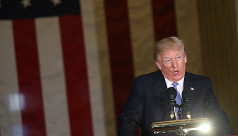 Trump reveals winners of controversial...