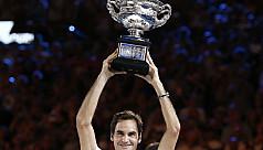 Federer wins Australian Open for 20th...
