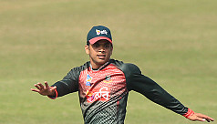 Razzak didn't expect to get called up...