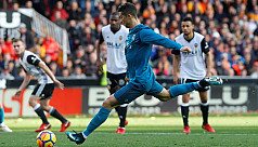 Real Madrid roar back with big win at...