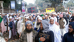 Maulana Saad will not join Ijtema