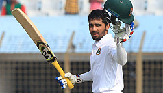 Mominul answers doubters in best possible...