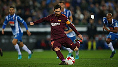 Barca lose to Espanyol in Cup after...