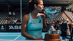 Wozniacki humbled by Goerges in Auckland...
