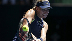 Kerber ends Hsieh's fairytale run to...