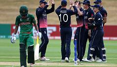 Bangladesh U-19 taste seven-wicket loss...