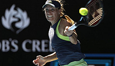 Birthday girl Kerber sets up Sharapova...