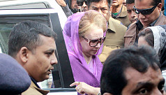 Panic grips capital ahead of Khaleda Zia's verdict