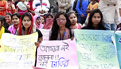 Students of DU-affiliated colleges end demo after VC's assurance