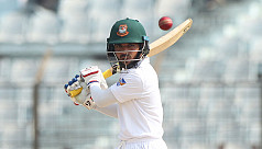 Mominul rises 15 places to 27th in Test...