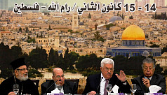 Palestinian leaders call for suspension...